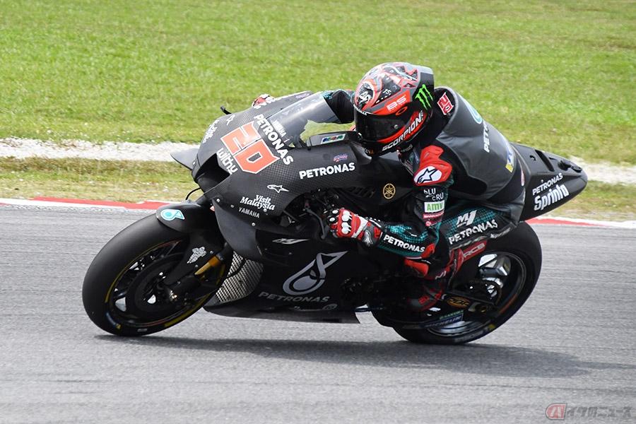 MotoGPセパン公式テストはクアルタラロが最速連発! 王者マルク・マルケスは右肩が懸念か? 現場の様子をレポート