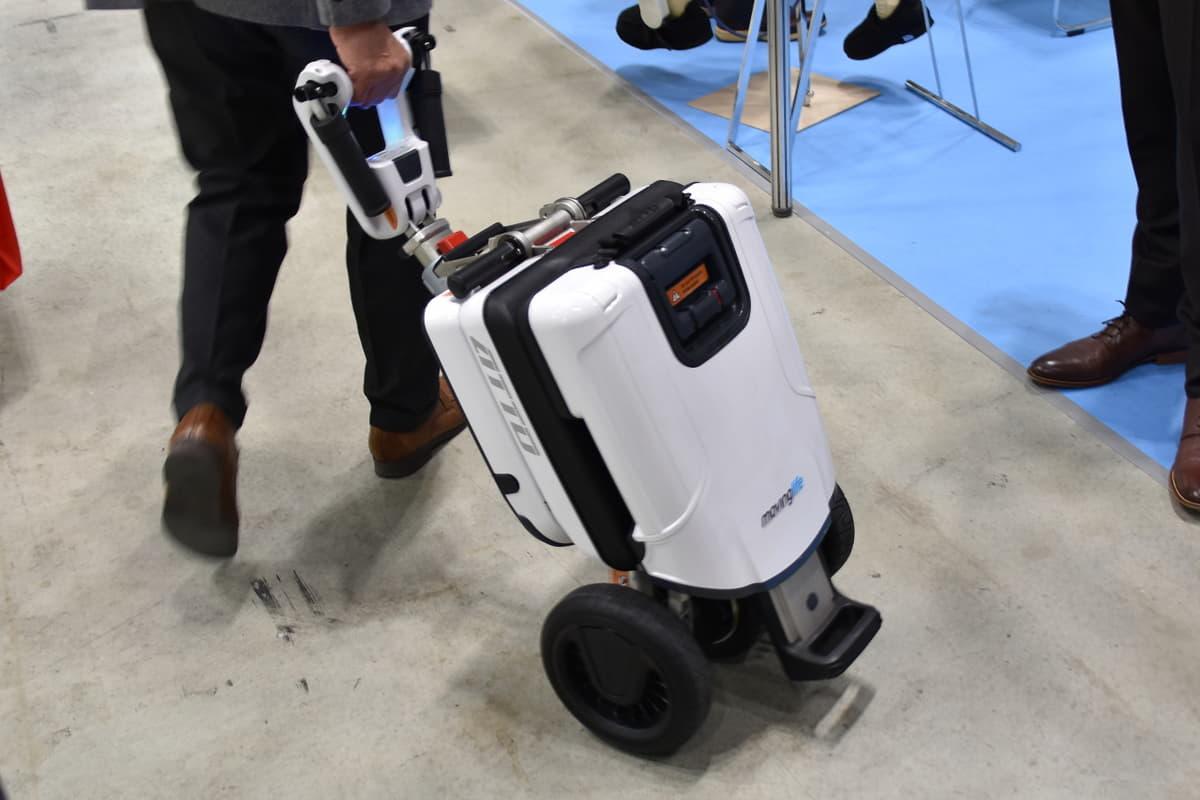 電動式車いす「折り畳み式」の時代へ、編集部注目の2モデル【東京ケアウィーク2020】