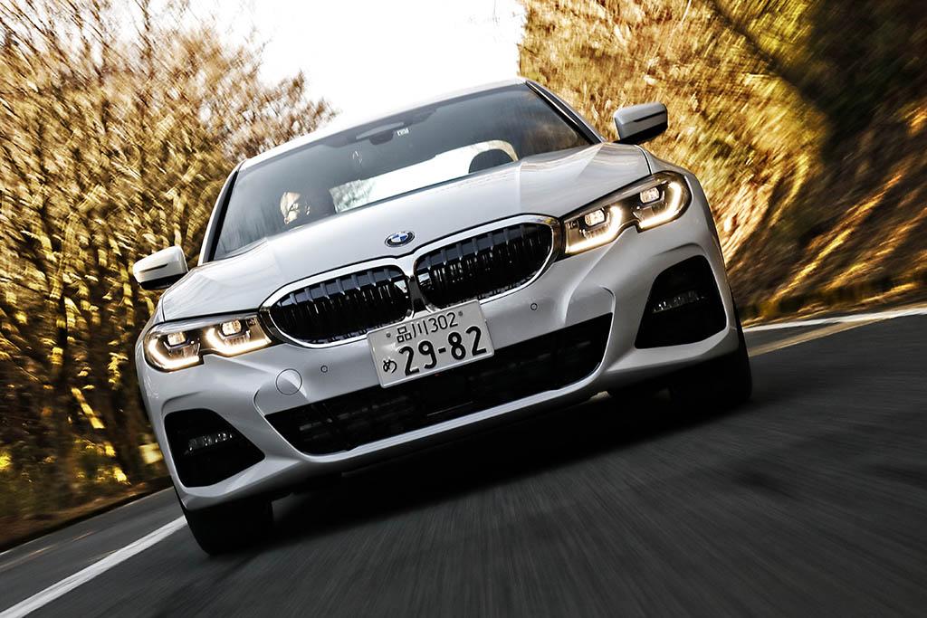 【比較試乗】「BMW 3シリーズ」BMW最新のスポーツセダン&ツーリングを徹底試乗