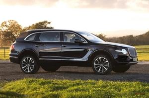【新型SUV 登場か】ベントレー 最上級SUVの投入計画、明らかに AUTOCAR予想図も
