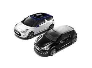 シトロエン、DSライン最新作のオープンモデル「DS3 CABRIO Sport Chic」を発売