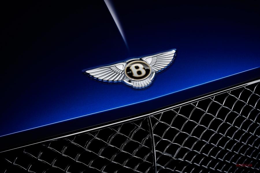 ベントレー、来年100周年 全新車に特別仕様「センテナリー」 2019年製造分のみ