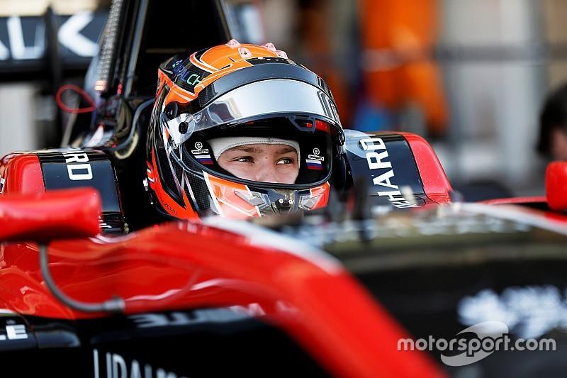 GP3最終戦アブダビレース2:マゼピンがGP3最後のレースで有終の美飾る