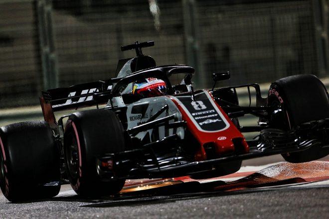 グロージャンが中団トップの予選7番手「キャリアのなかでも最高の走りができた」:F1アブダビGP土曜