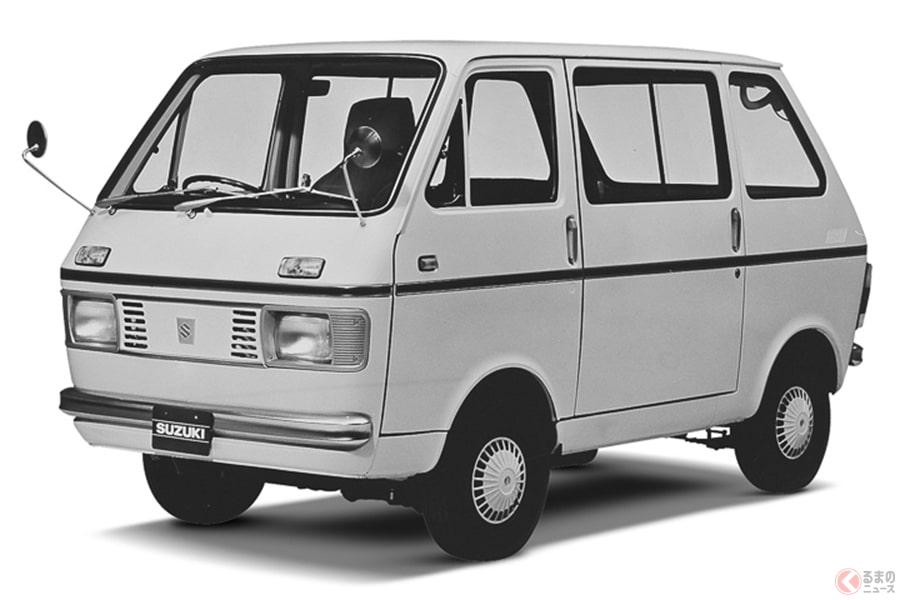 意外と凄い! スズキ「キャリイ」57年間の歴史 巨匠ジウジアーロデザイン世代もあった!