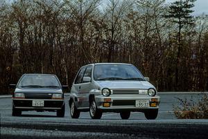 ドッカンターボで走らせるのも至難の業! 昭和を代表するFFコンパクトカー6選