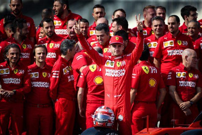 「ルクレールはフェラーリでイコールナンバー1の地位を確立した」とプロスト