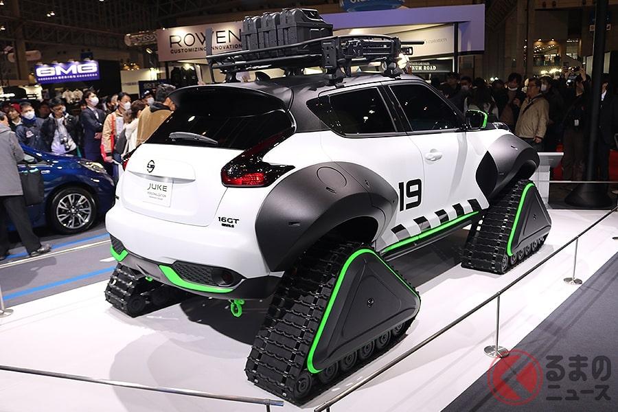 市販間近で究極のタイプRは幻に、小型SUVが戦車!? 2019年話題となったカスタムカー5選