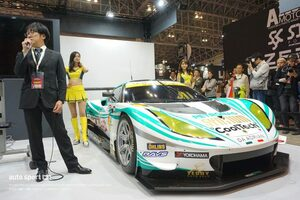 Cars Tokai Dream28に柳田真孝加入。加藤寛規とロータス・エヴォーラでスーパーGT300クラス参戦