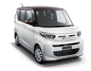 三菱、新型「eKクロススペース」と「eKスペース」をオートサロンに出展 - 東京オートサロン