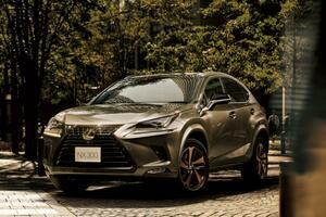 レクサスのSUV「NX」と「UX」に魅力的なカラーリングを採用した特別仕様車が登場!