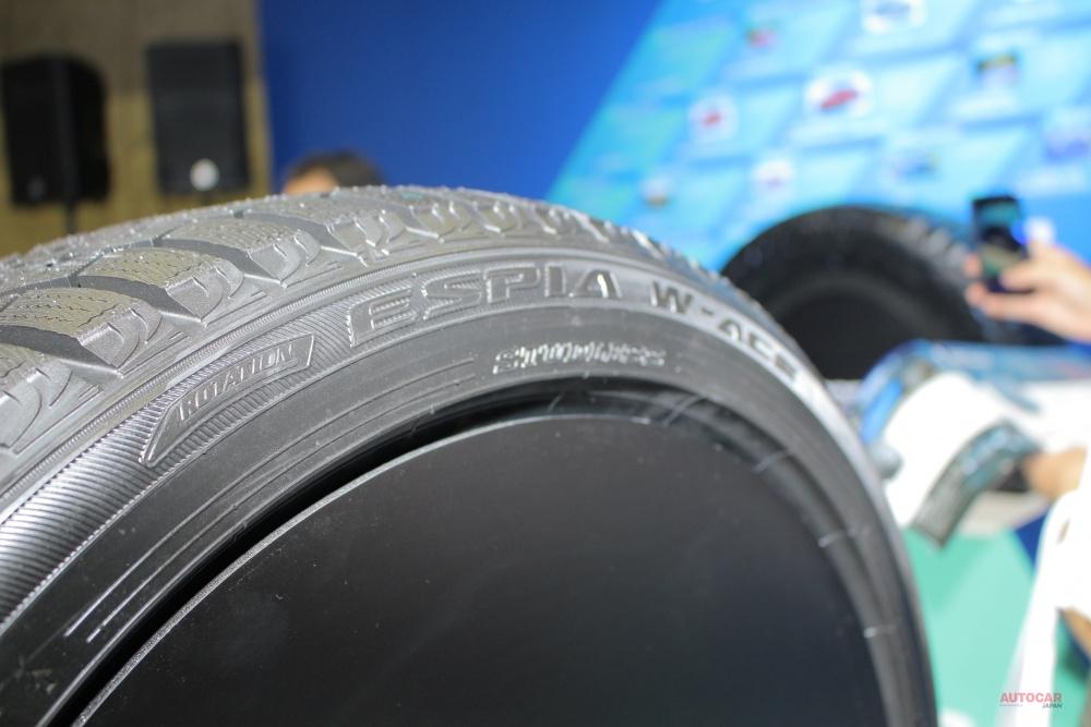 【ホワイトレター、4x4タイヤ】BMX/スノーボードが舞う、ファルケン・ブース 東京オートサロン2020