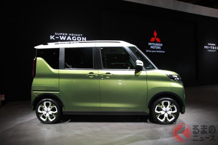 なぜ三菱の新型車はオラオラ顔になる? デザインが統一化される理由
