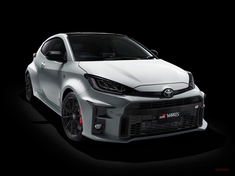 【新ホットハッチ誕生】トヨタGRヤリス、2020年夏頃発売へ 価格は396万円~