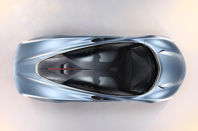 最高速403km/h!マクラーレンがハイパーカー「スピードテール」を披露