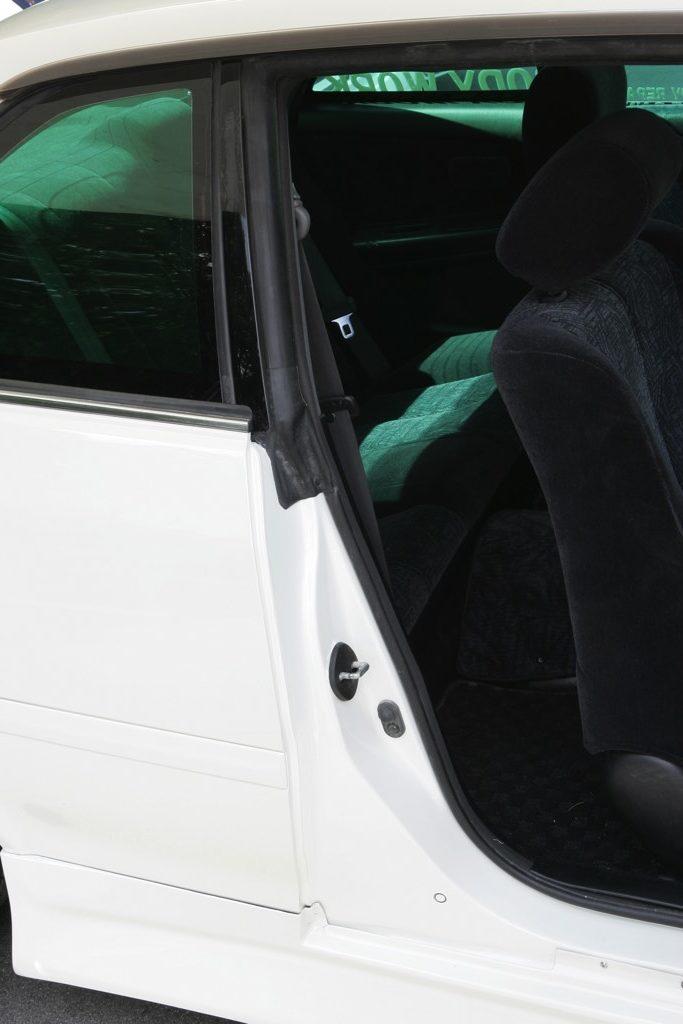 「JZX100ツアラーVにクーペなんてあった!?」完璧ボディワークで仕上げられた衝撃の2ドア仕様!