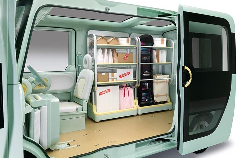 ダイハツは5台のコンセプトを東京MSに出展。次世代タント風やSUV風モデルも