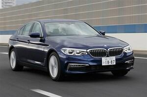 新型BMW 5シリーズ ディーゼルに試乗。各所にEクラスを上回る一面も