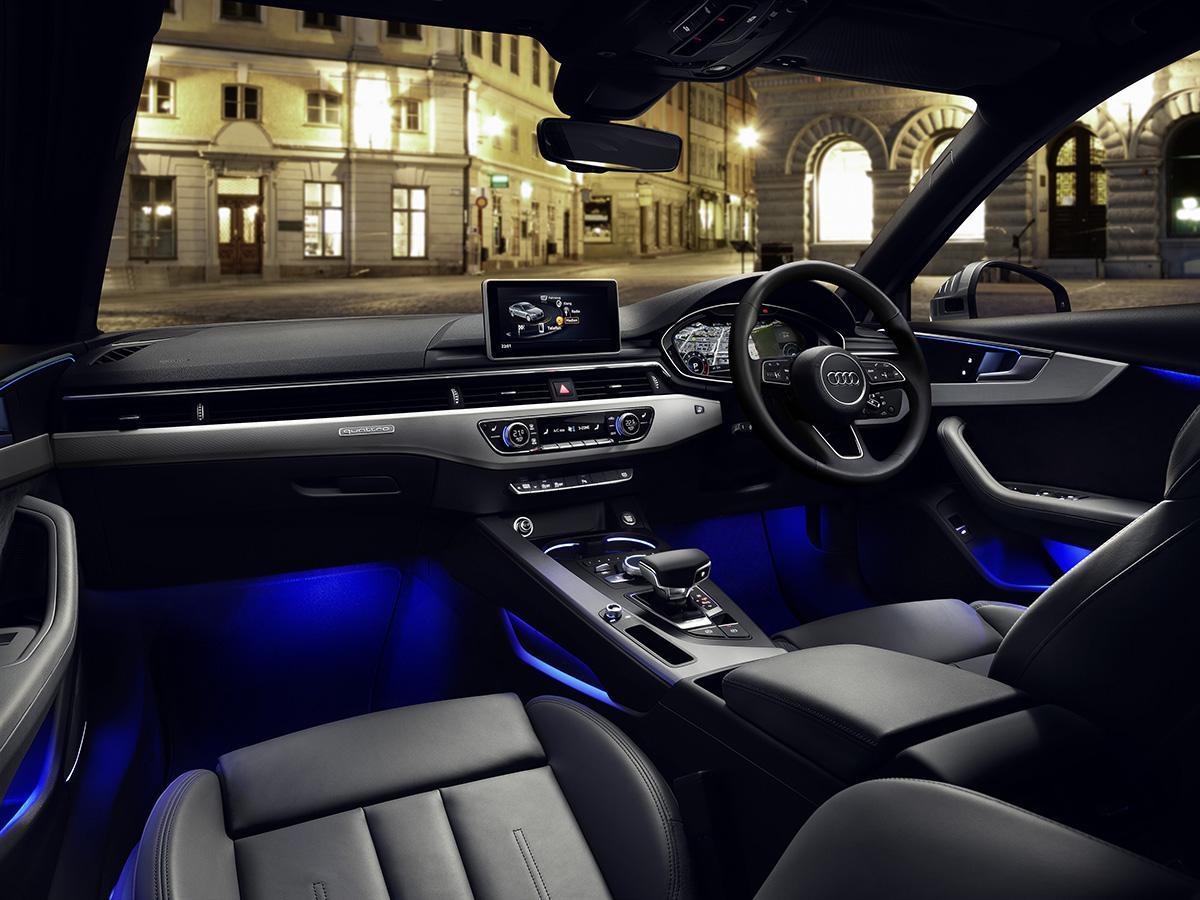 人気のアウディA4が仕様変更でスポーティに変身! さらに特別仕様車も250台限定で登場