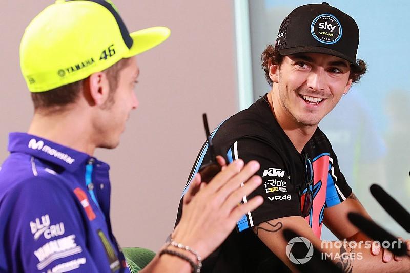Moto2王者フランチェスコ・バニャイヤ、今シーズンの最高峰クラス昇格を断っていたことを明かす