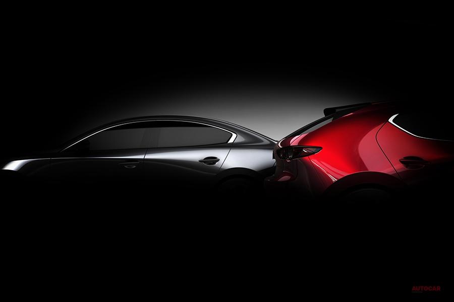 マツダ3(日本名:アクセラ) ロサンゼルス自動車ショーで世界初公開へ