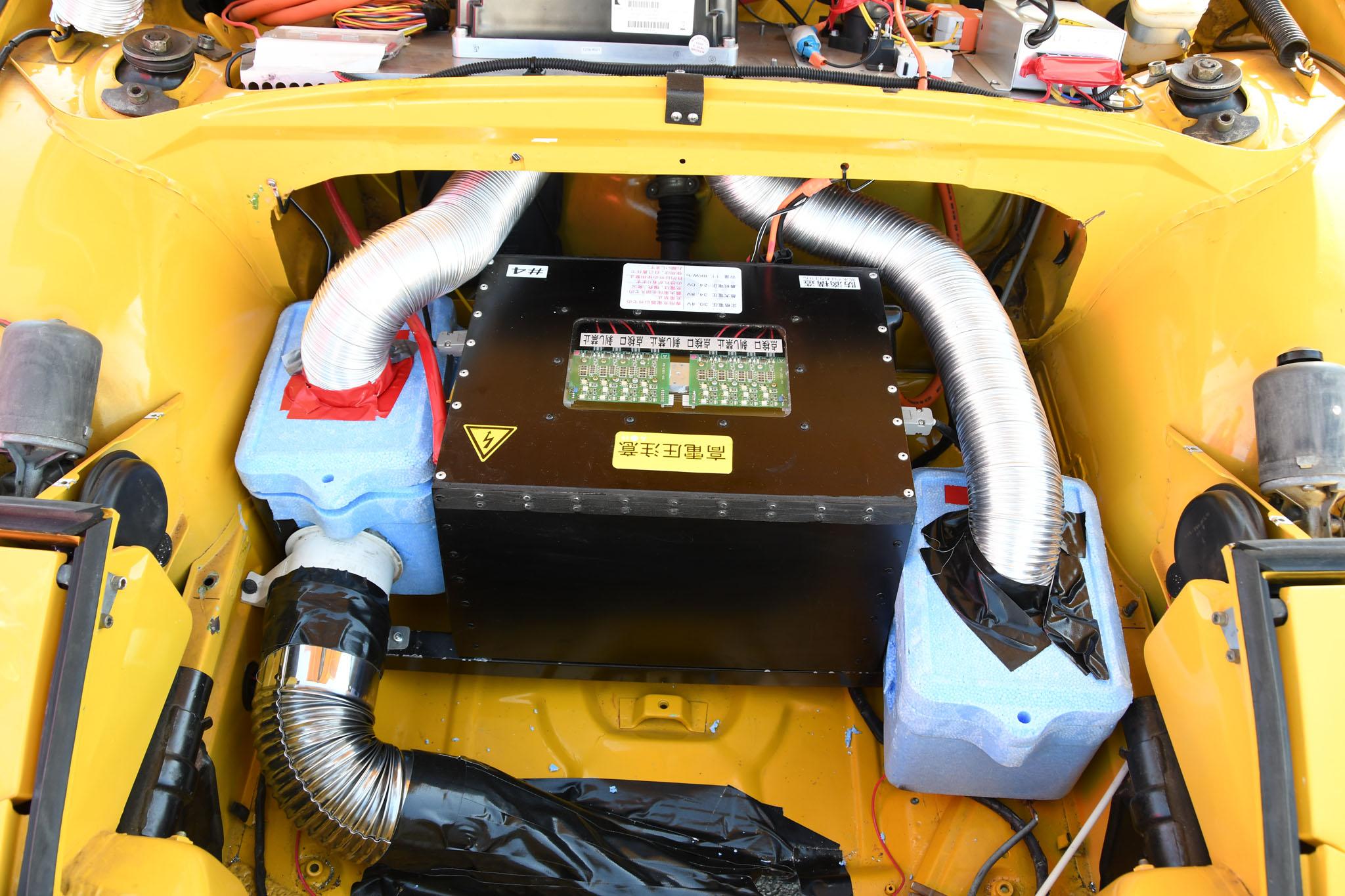 チームタイサン 「電気自動車のレース」で記念すべき通算80勝目を獲得