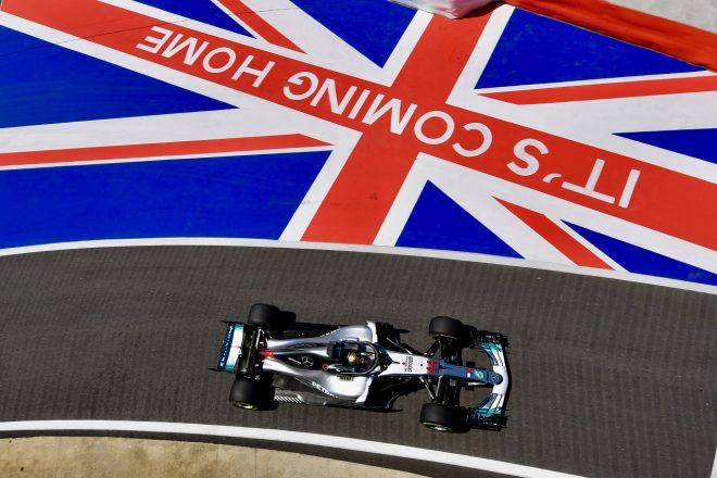 伝統のシルバーストンがF1を失う可能性。リバティ・メディア、イギリスGP開催地変更に言及