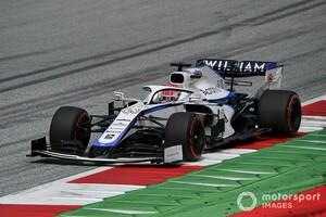予選Q2進出も見えた? ウイリアムズ、マシンの進歩に自信「有望なスタートが切れそう」 F1オーストリアGP