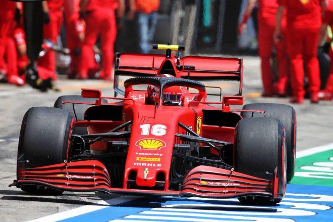 F1第1戦オーストリアGP予選トップ10ドライバーコメント(1)
