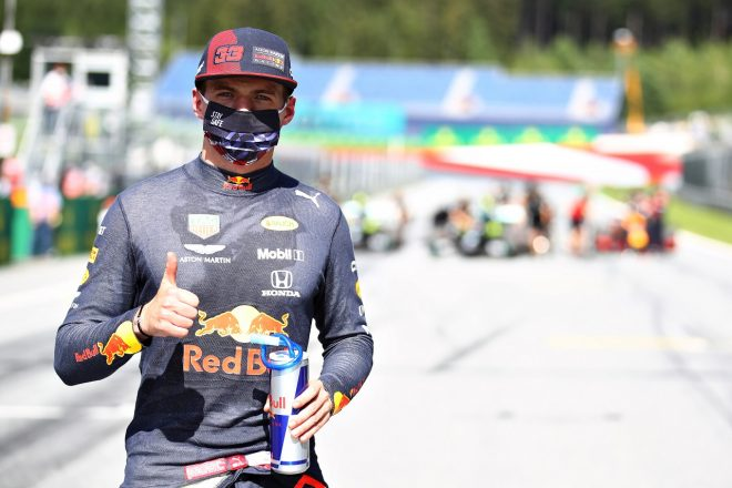 レッドブル・ホンダF1のフェルスタッペン、0.5秒差の予選3番手「メルセデスは別次元だが、勝利の可能性を探り全力尽くす」