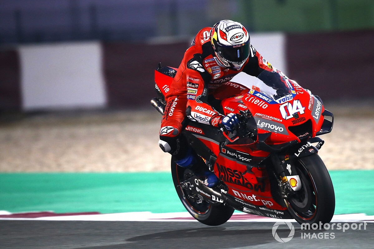 """【MotoGP】ドヴィツィオーゾ、ドゥカティとの交渉停滞続く……決裂なら2021年シーズンは""""休暇""""にする?"""