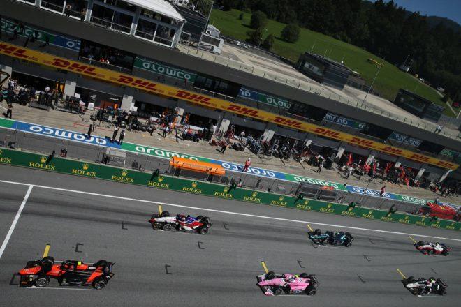 FIA-F2第1戦オーストリア レース2:ルーキーのドルゴヴィッチが初優勝。松下信治は6位で2レース連続入賞