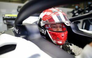 クビアト予選13番手「FP1の状況を考えると、ペースはよくなった」アルファタウリ・ホンダ F1オーストリアGP