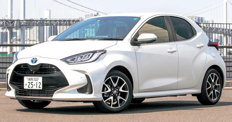 MIRAI プリウス ヤリス… 革新の技術に感動した日本車たち 10選