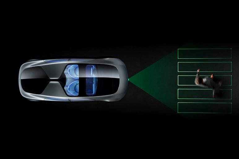 自動運転車メルセデス・ベンツF015からどんな未来が見えるのか?