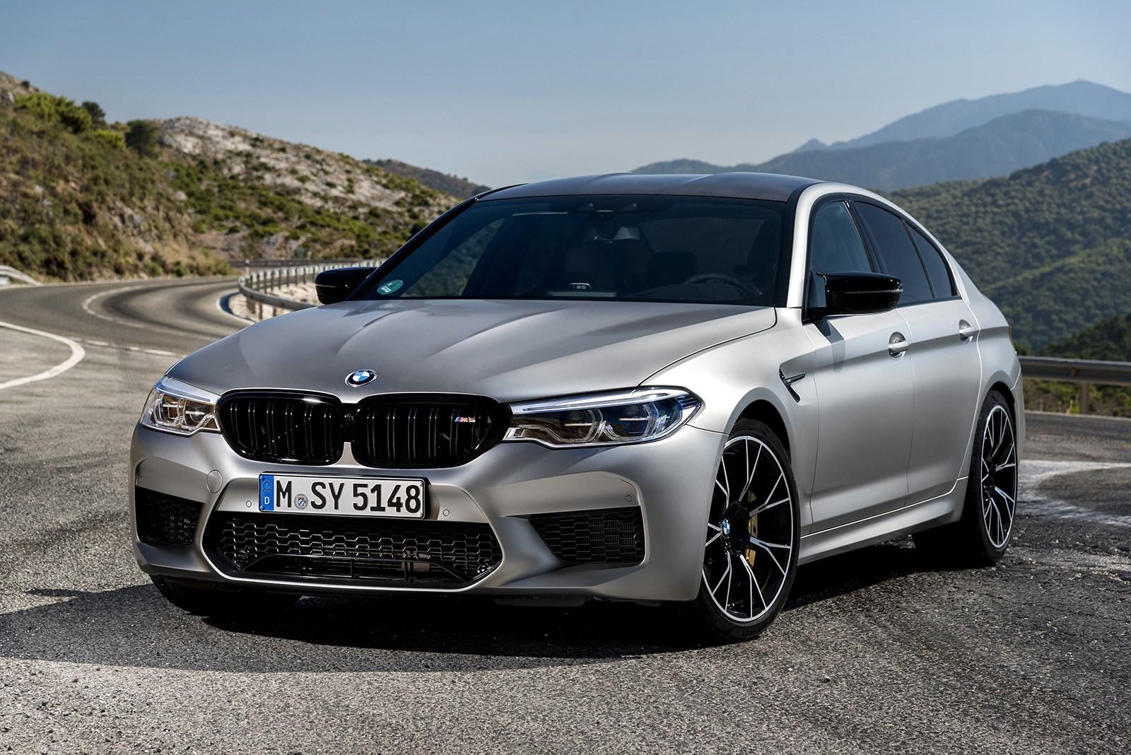 最高出力625ps BMW、M5にさらなる上を求めたM5コンペティションを発表。価格は1823万円
