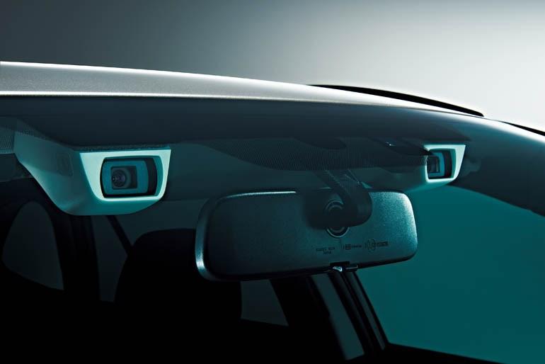 富士重工業、「アイサイト」が2015年グッドデザイン金賞を受賞