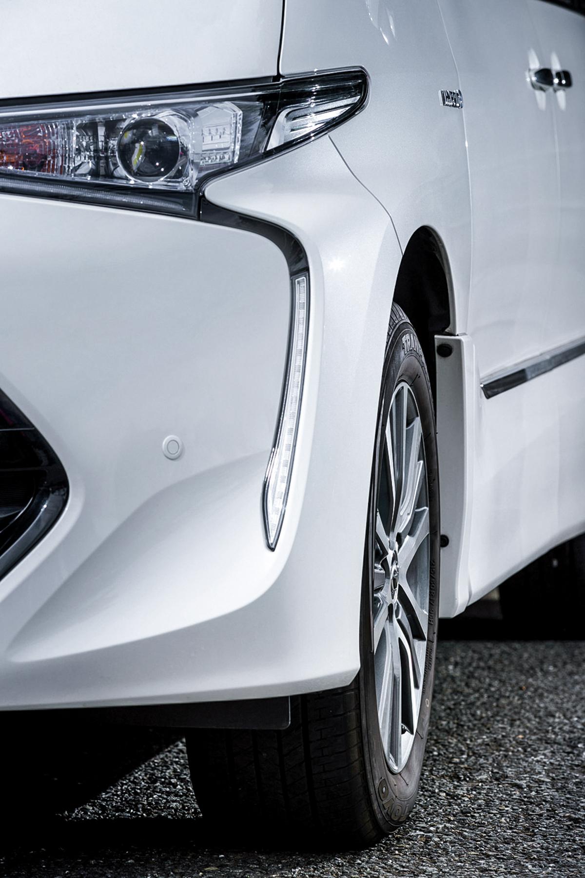 トヨタ&レクサス純正ホイール用スペーサーは防犯性もプラス!