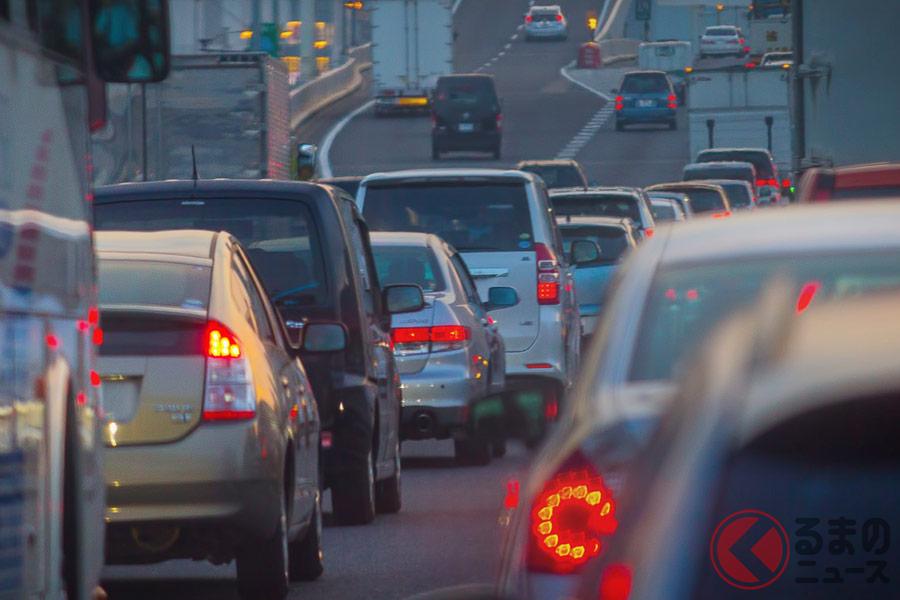都内の混雑に変化アリ? 渋滞量が前年比16%減 新型コロナの影響