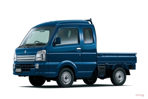【いまどきの軽トラック】実質2車種の一騎打ち 突き詰めた開発 キャリイ/ハイゼット、乗ると違いも