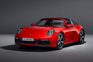 ポルシェ、新型911タルガを発表 19秒で美しきオープンスタイルへ