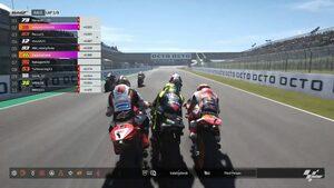 MotoGPバーチャルレース:第4戦はマルケス兄弟が1-2。MotoEはフェラーリが勝利