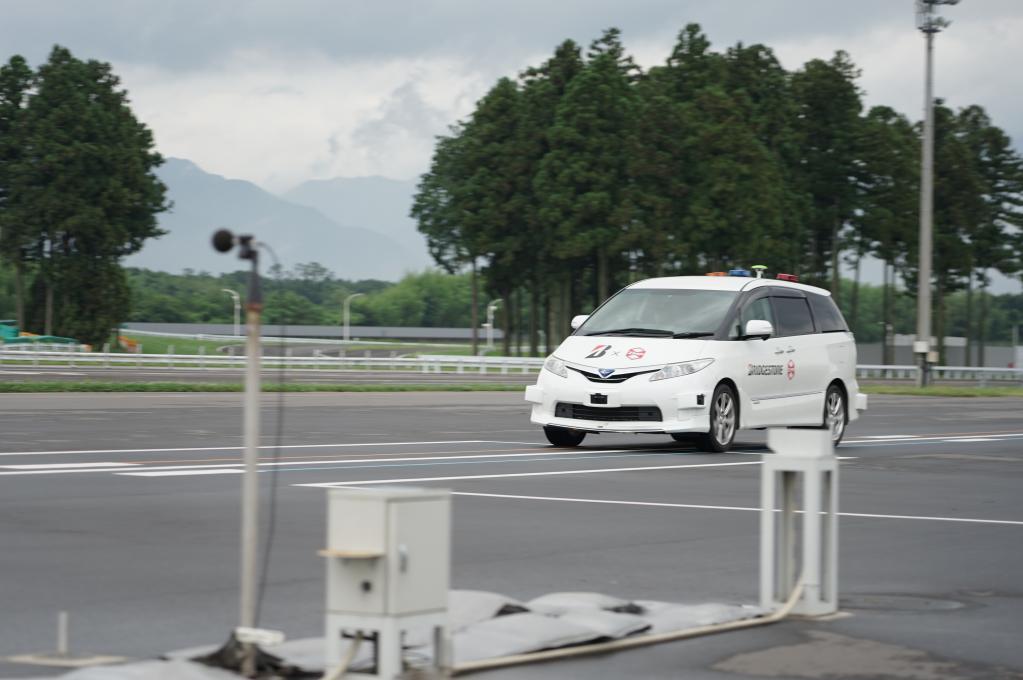 ブリヂストン:タイヤ性能試験の無人自動運転化に向けた開発プロジェクトを開始