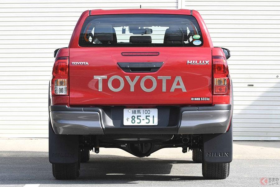 トヨタ「ハイラックス」が若者から支持される理由 日本でピックアップが売れないは間違い!?