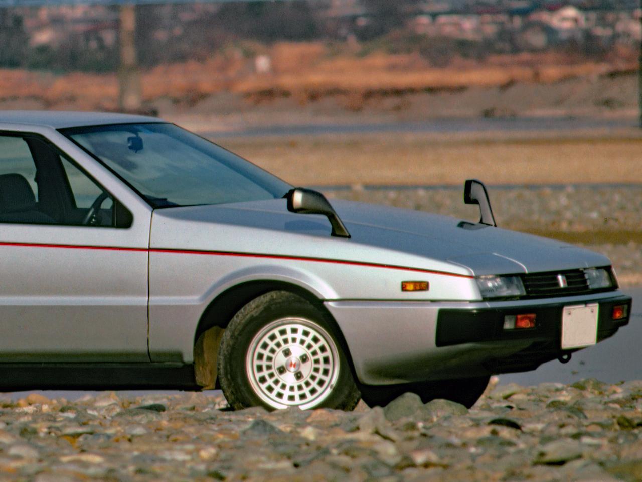 【昭和の名車 76】いすゞ ピアッツァXE:昭和56年(1981年)