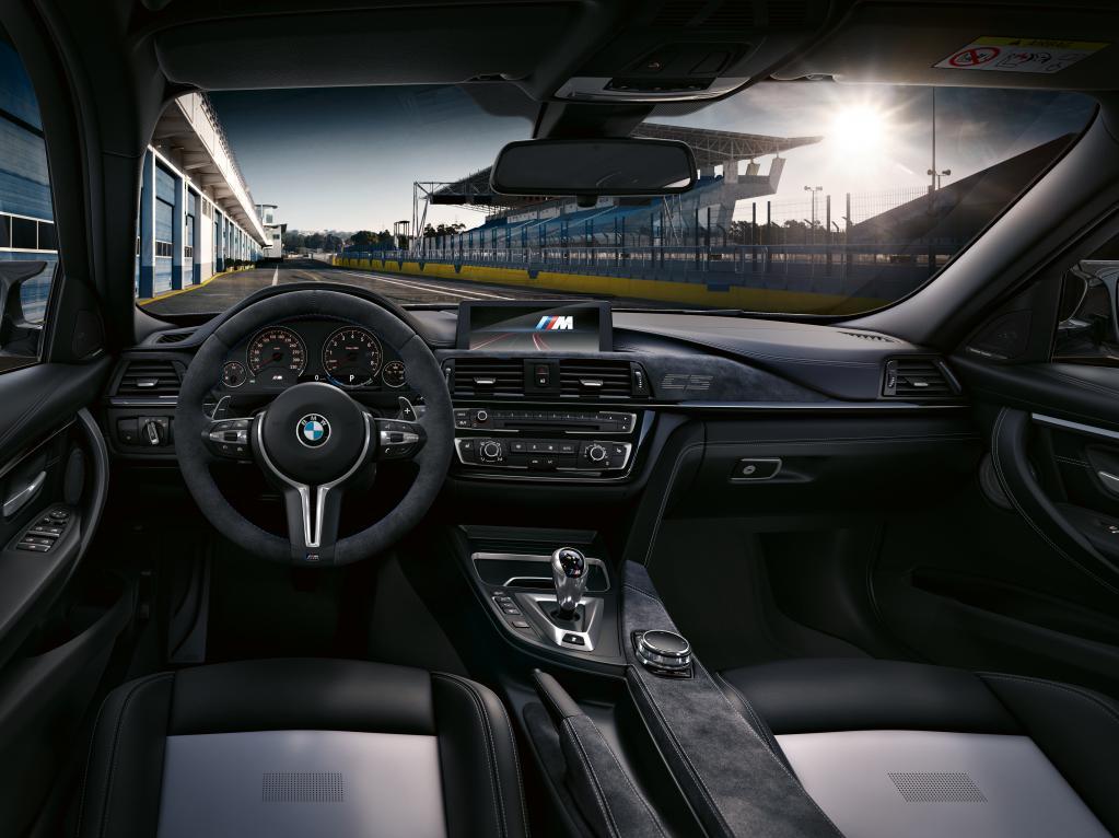 【初公開!】待望の4ドアモデル「BMW M3 CS」がデビュー!