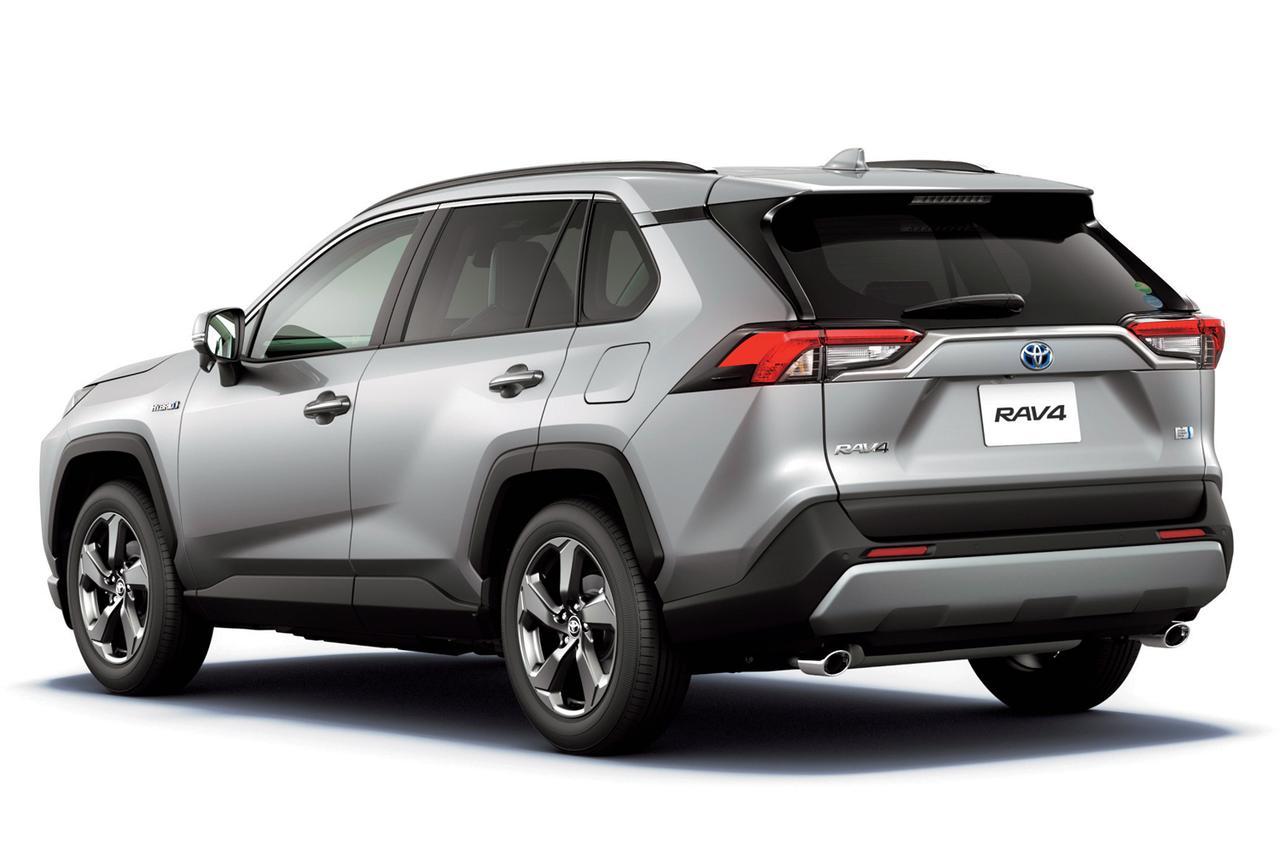 トヨタ RAV4をフルモデルチェンジして発売。新4WDシステムを世界初採用したミドルクラスSUV