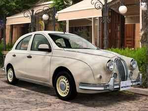 ミツオカ ビュート/ビュートなでしこの限定車「カフェラテ」発表。可愛らしさや癒しがテーマ