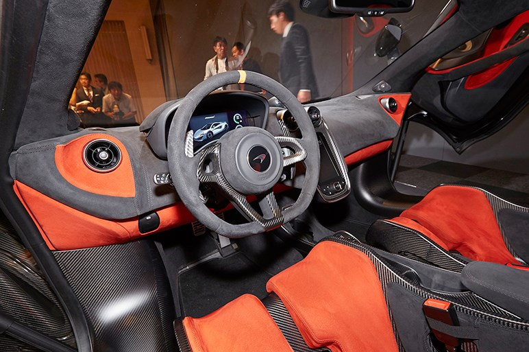 マクラーレン600 LTが日本で公開。 LTの称号をもつ同社最速のロードカー