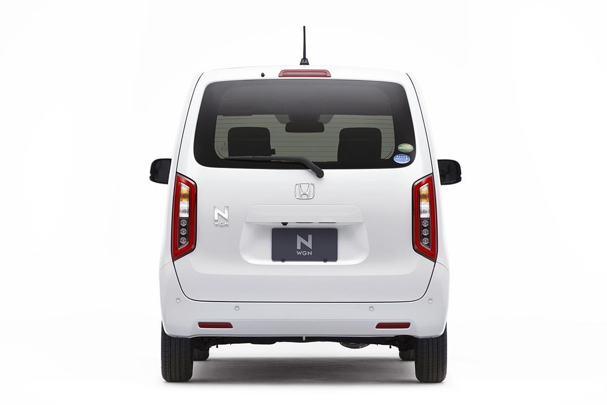 安全装備も充実し積載性もバツグン! Nシリーズ最新作のホンダN-WGNが登場